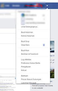 Cara Mudah Mengetahui Riwayat / Log Aktivitas Facebook Kita
