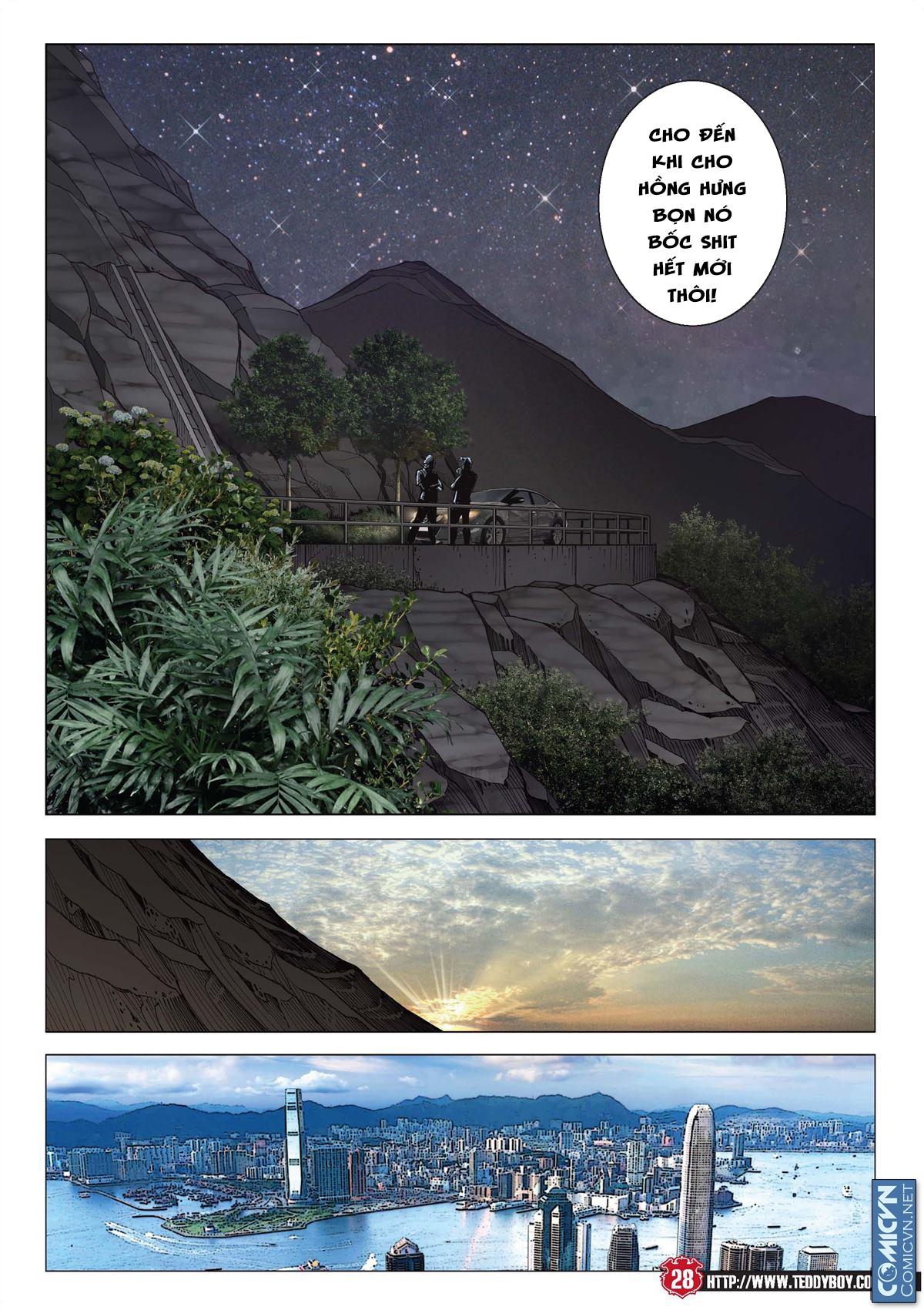 Người Trong Giang Hồ chapter 2127: thế đạo bất công trang 28