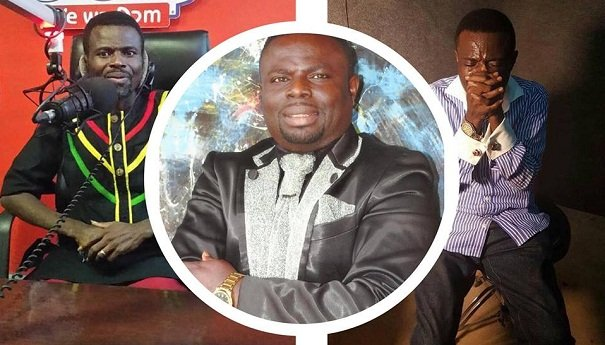 "Prophet Seth Frimpong of hit song ""Mehuriso"""