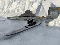 Base nazi en la Antártida - teoría de la conspiración