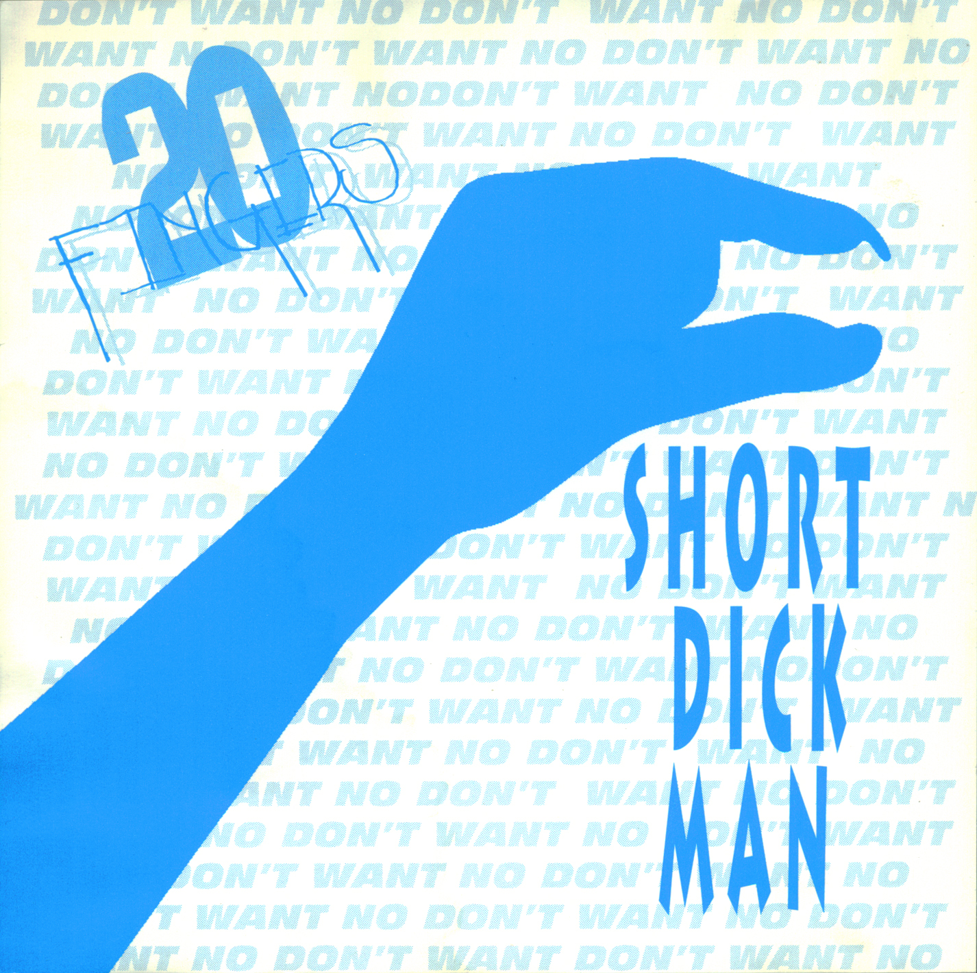 20 fingers feat gillette short dick man - 1 1