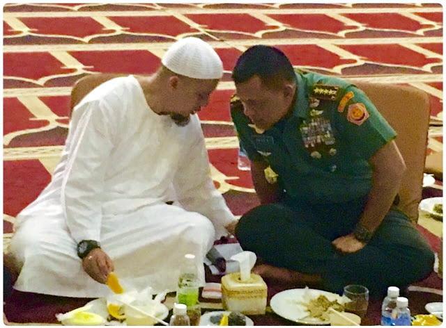 Ustadz Arifin Ilham Ungkap Rahasia Jenderal Gatot Nurmantyo, Ternyata Ini Amalan Yang Dikerjakannya