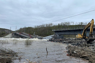 новости ржд в мурманской области обрушился железнодорожный мост