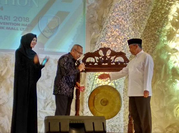 Wakil Walikota Resmikan Bekasi Wedding Exhibition Ke-4