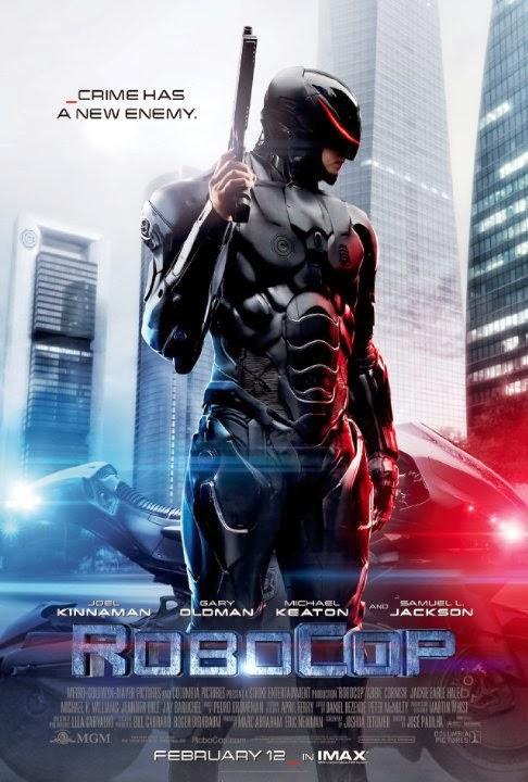 Robocop 2014 - Dublado