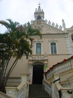 Igreja e Convento do Carmo, Vitória