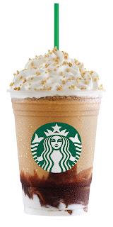 Starbucks Roasted Marshmallow S'mores Frappuccino Blended Beverage
