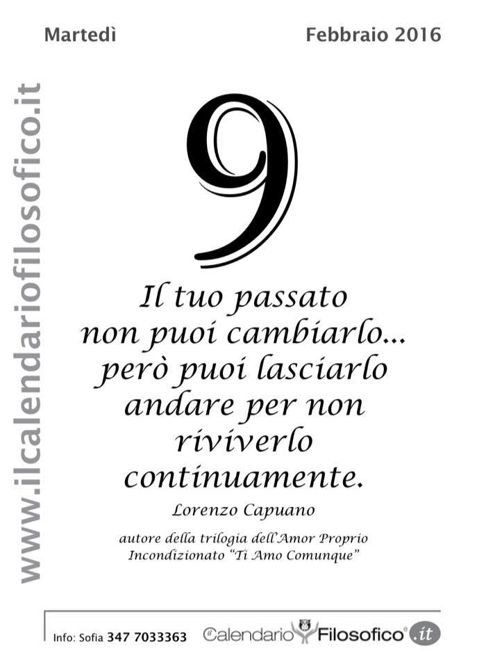 "Top Eolie news: Pensieri, Frasi celebri e non dal ""Calendario Filosofico"" UO56"