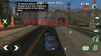 GTA V Android Visa 2 Apk Data Obb Final Modpack (For All GPU)