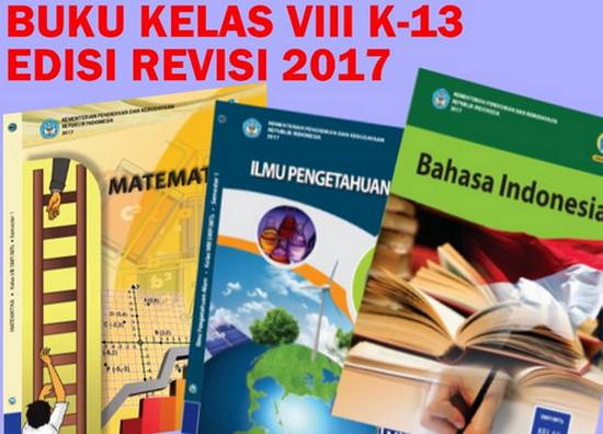 Buku Kurikulum 2013 Kelas VIII SMP/MTS Revisi 2017