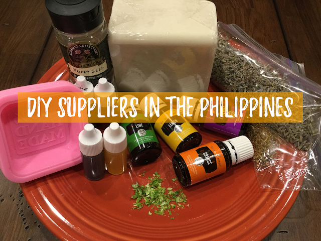 DIY Beauty Project Suppliers in the Philippines