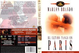 Carátula dvd: El último tango en París (1973) Ultimo tango a Parigi