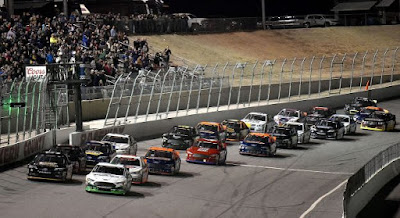 The #NASCAR K&N Pro Series West season concludes Saturday  at Kern County Raceway Park.