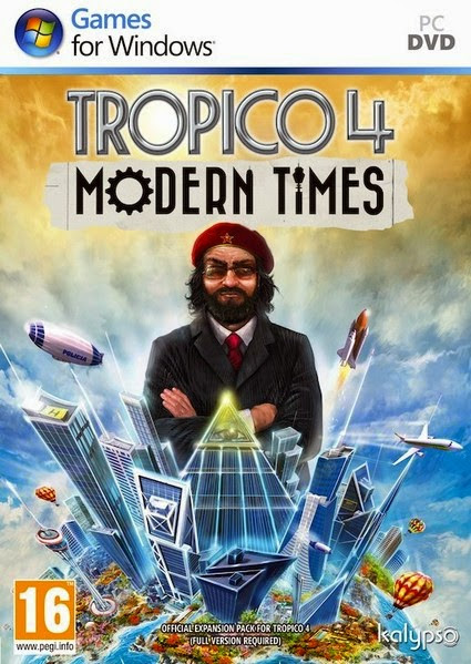 TROPICO 4 MODERN TIMES Download Game For Free - Free Download Games - PC Game - Full Version Games