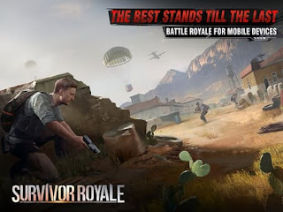 Survivor Royale Apk Data Obb - Free Download Android Game