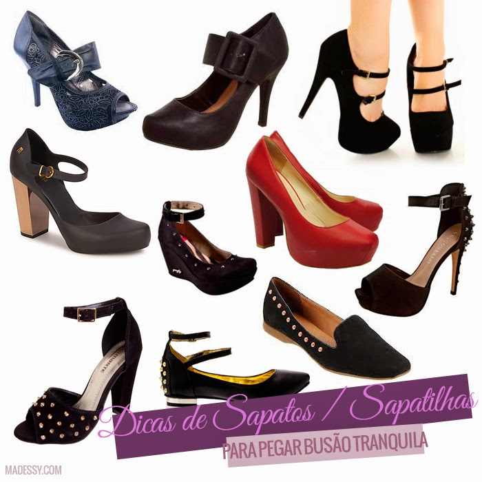 Estilo Alternativo no Trabalho Looks Sapatos
