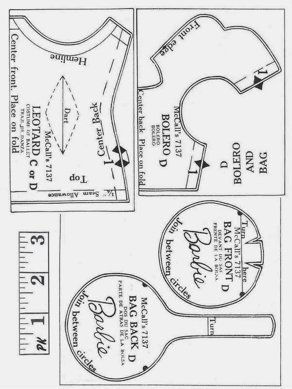 Herbie's Doll Sewing, Knitting & Crochet Pattern