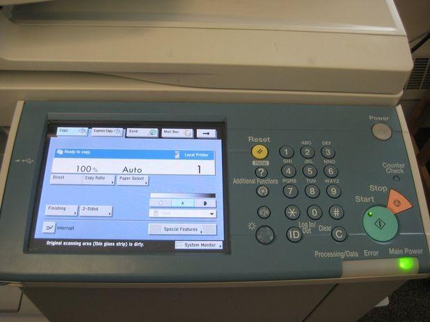 Cara pakai scan fotocopy ir3245