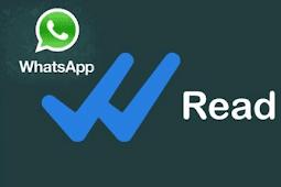 Cara Menghilangkan Centang Biru di Aplikasi WhatsApp