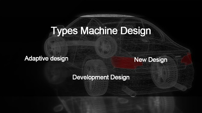 Types of Machine Design - Adaptive Design, Development Design And New Design