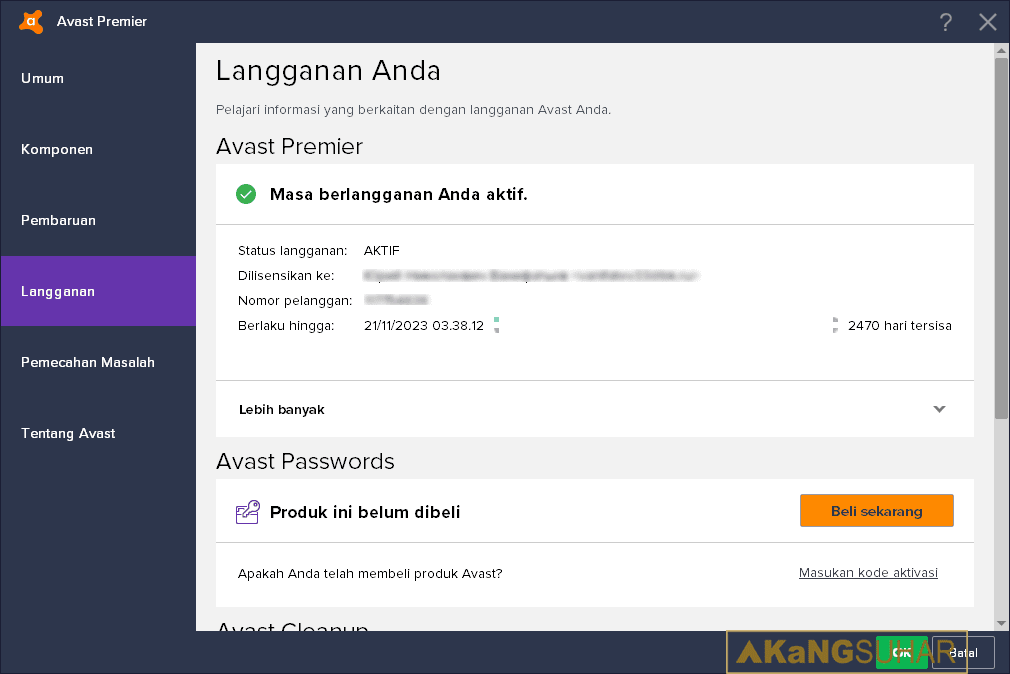 Download Avast Premier Antivirus 2019 Full Activation Code, Avast Premier Antivirus Latest Version
