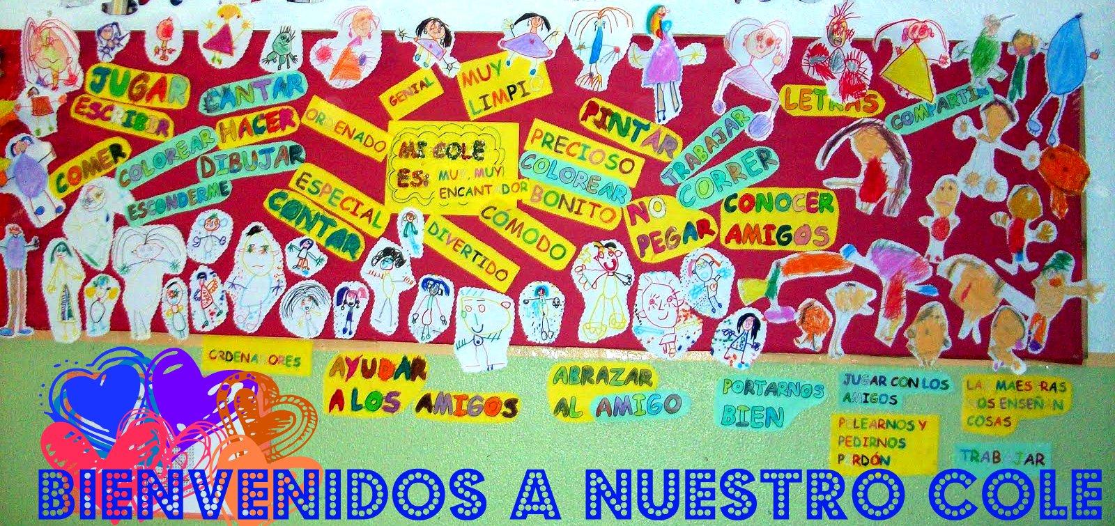 Vuelta Al Cole Divertida Iv Con El Cubo De Actividades: C.E.I.P. Ángel Zapata. Educación Infantil: ¡Llegó El Nuevo