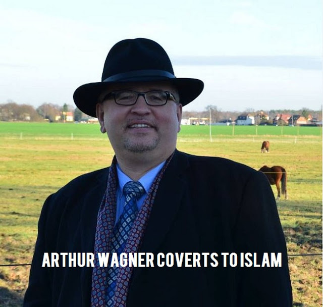 Arthur Wagner Converts to Islam