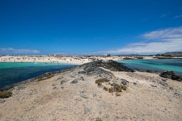 Spiaggia di La Concha-Fuerteventura