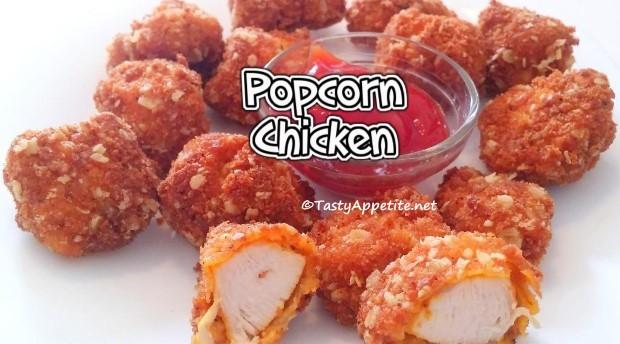 chicken popcorn