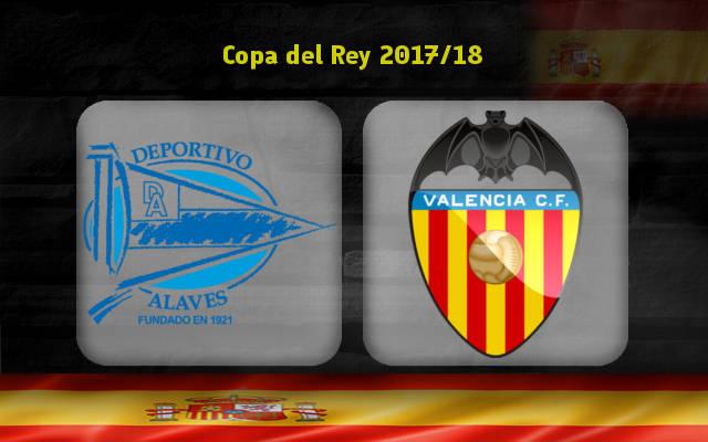 Alaves vs Valencia Full Match & Highlights 24 January 2018
