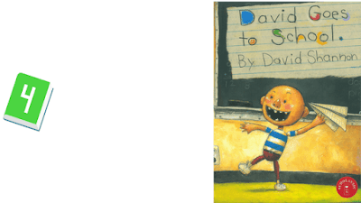 Rounding up a list of 10 children's books you must read at the beginning of the school year. David Goes to School