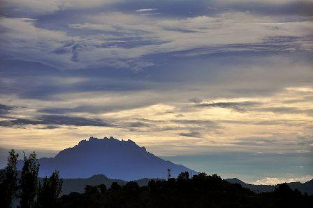Gunung Kinabalu, Malaysia