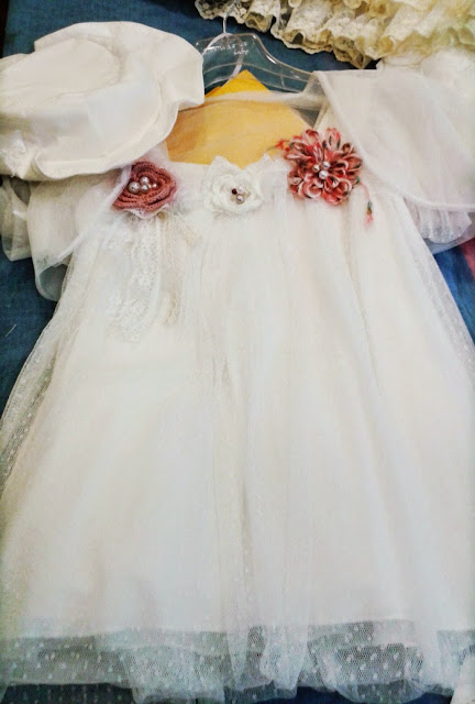 βαπτιστικά φορέματα 2015