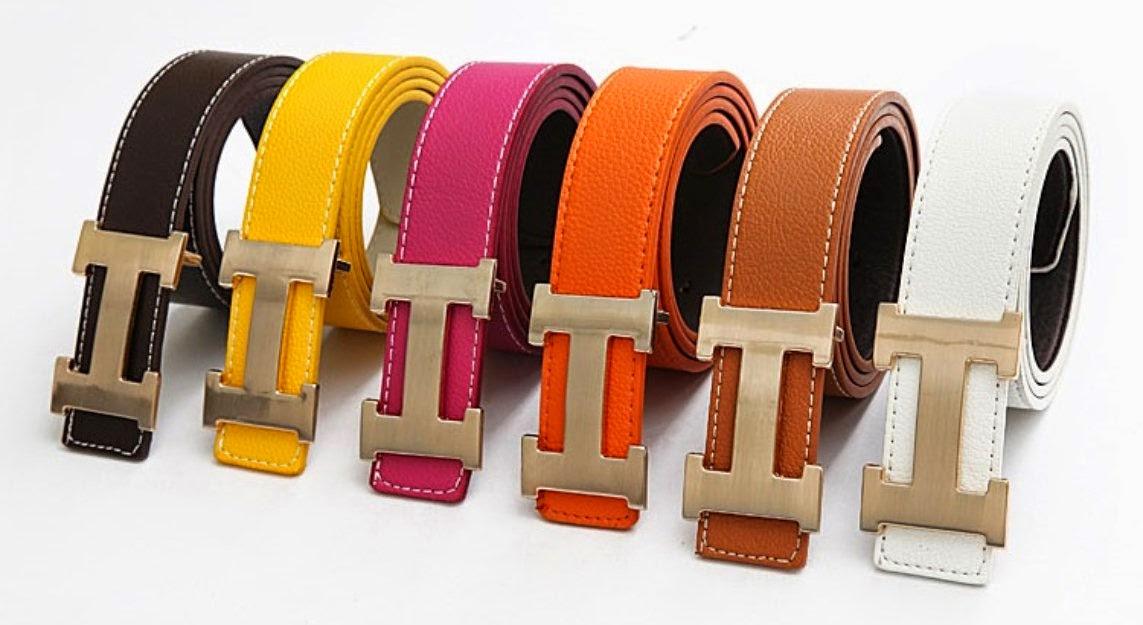 1cfb75d6f0 Olá, temos aqui um cinto da marca Hermes em várias cores: