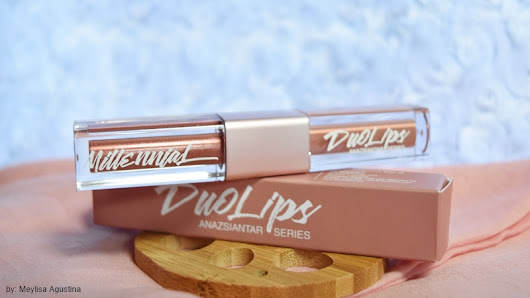 meylisa agustina: LT Pro Duo Lips Millenials Anaz Siantar Series Review