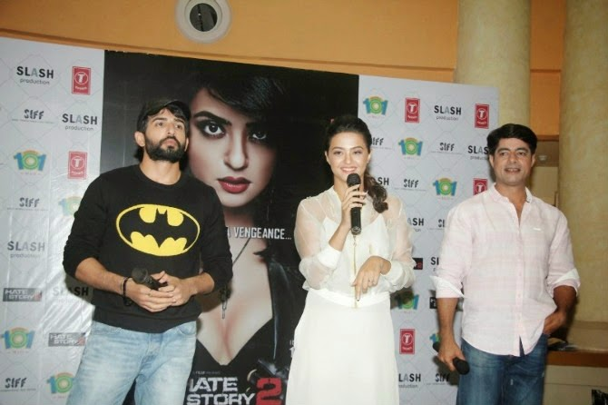 Hate Story 2 Movie Promotion