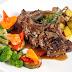 Grilled Lamb Chop With Special Mint Sauce | Sườn cừu nướng