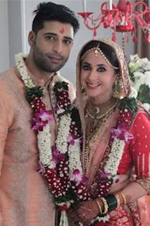 Urmila Matondkar marriage photo