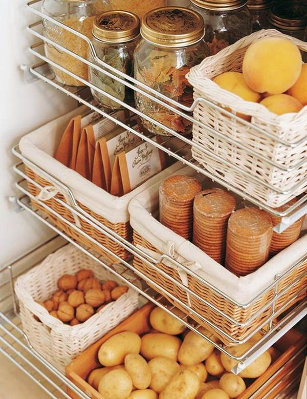 Storage Ideas For The Kitchen 9