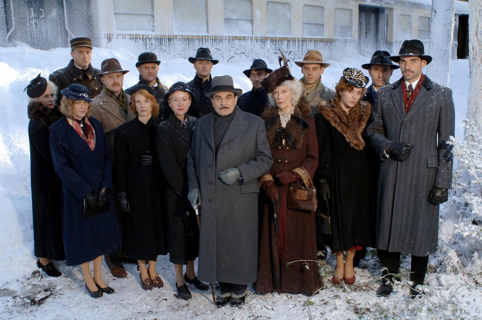 Investigating Agatha Christie's Poirot: Episode-by-episode: Murder on the Orient Express