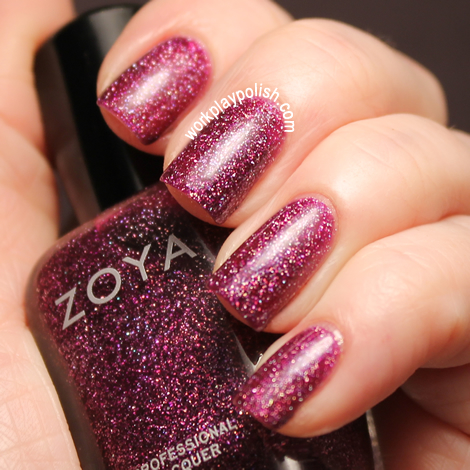 Zoya Aurora (work / play / polish)