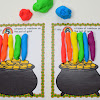 St. Patrick's Day Numbers 1-10 Counting Activities for Kids