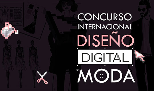 Concurso Internacional de Diseño Digital de Moda