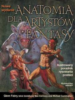 Anatomia dla artystów fantasy - Glenn Fabry