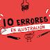 10 Errores en ilustración
