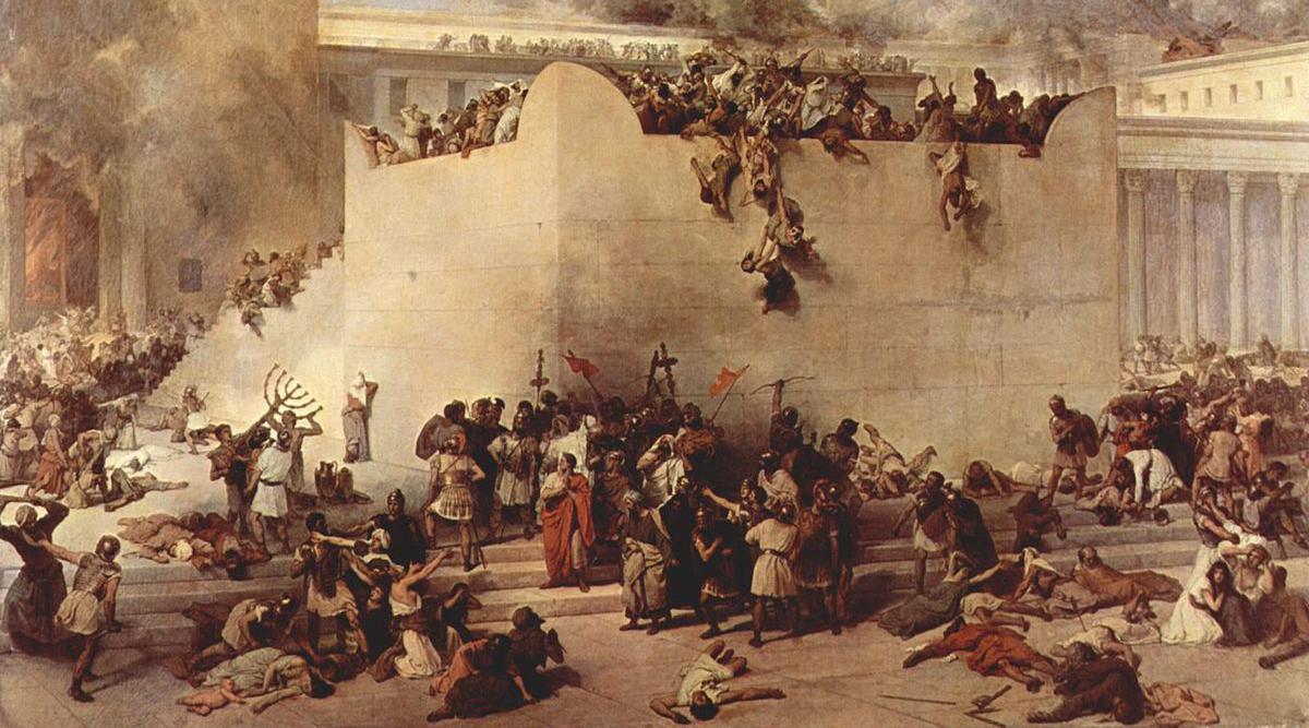 Pemenang dan Pemimpin Pengepungan Yerusalem