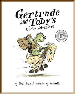 Gertrude and Toby's Friday Adventure - a fairy-tale adaptation adventure by Shari Tharp