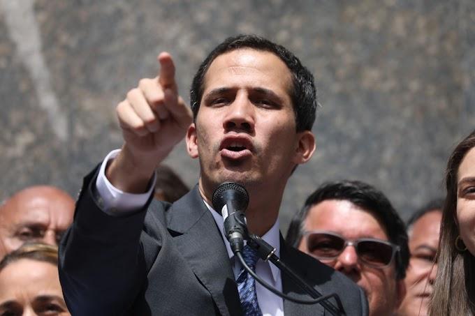 Inhabilitan a Guaidó a ejercer cargos públicos por 15 años