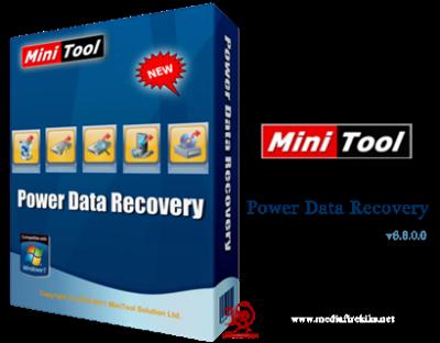 minitool power data