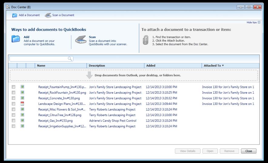 New Features of QuickBooks Enterprise Solutions 12 0
